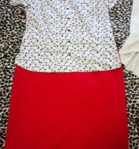 Новая женская юбка р 50