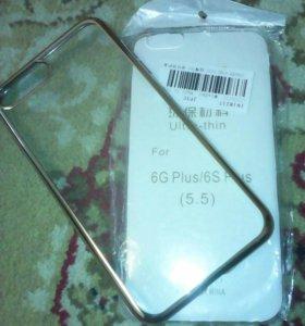 Чехол на iphone 6+/7+/8+