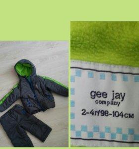 Курточка и штаны на мальчика. Р.98-104