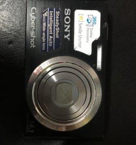 Цифровой фотоаппарат Sony dsc-w610