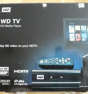 WD TV HD плеер
