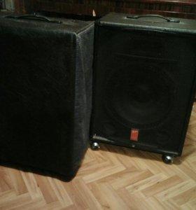 Колонки Fender
