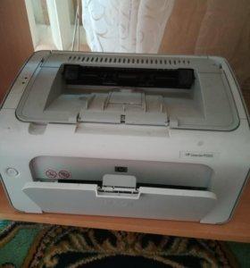 Продам лазерный принтер HP Laser Jet P1005