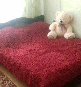 Кровать двухспальная 2000 мм ×1700мм