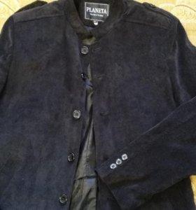 Мужской пиджак вельветовый