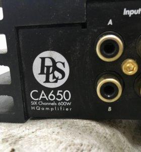 Усилитель DLS CA650