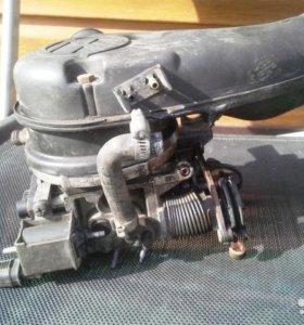 Моновпрыск MonoJetronic на Volkswagen Passat b3 б3