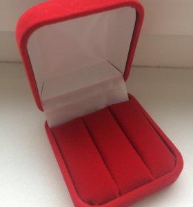 Новая коробка под ювелирное украшение
