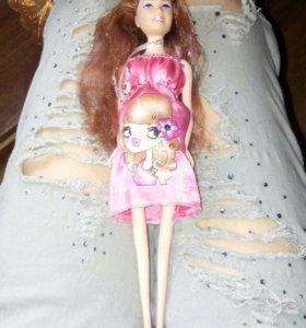 Беременая кукла