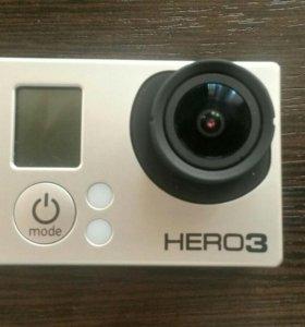 Экшн-камера Go Pro hero 3 Black edition