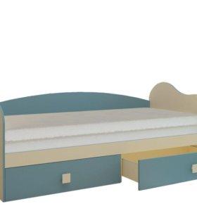 Кровать-тахта Радуга