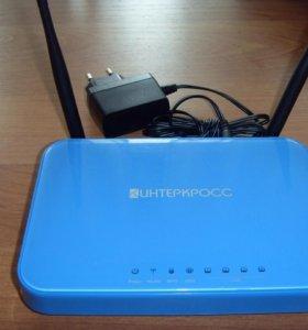 Wi-Fi роутер Интеркросс