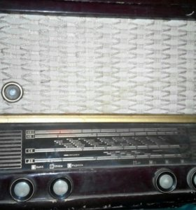 Радиола Урал серии 57