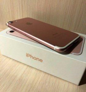 iPhone 7 128gb// хорошее состояние