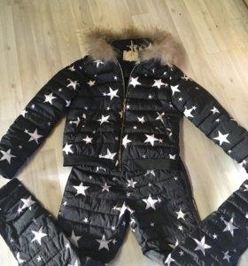костюм женский зимний, торг