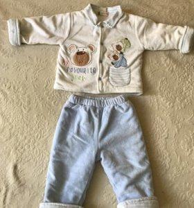 2 костюма для мальчика