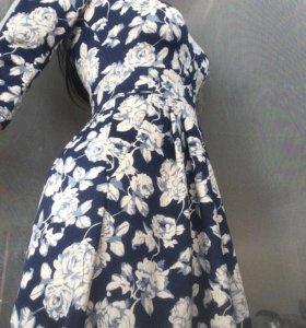 Платье в пол 🌸