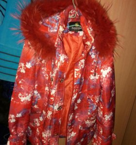 Куртка на девушку или подростка.