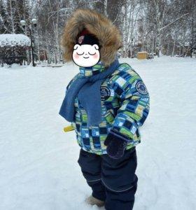 Комбинезон + куртка зимний