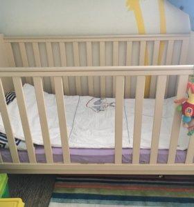 Кроватка детская (meblik)