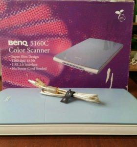 Сканер BenQ 5160C
