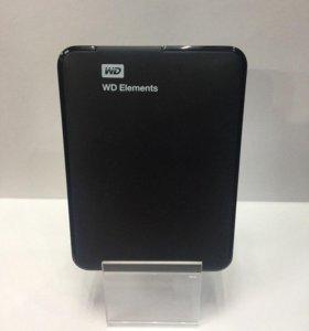 Внешний жесткий диск WD Elements Portable 1 TB