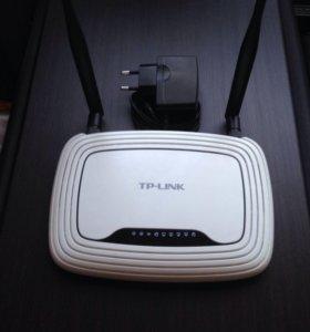 Wi-Fi роутер TL-WR841ND 300Мб/с