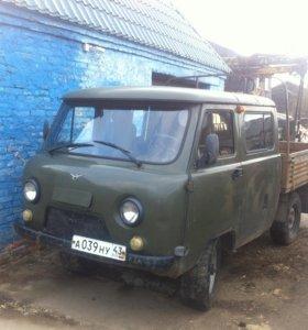 УАЗ-390945