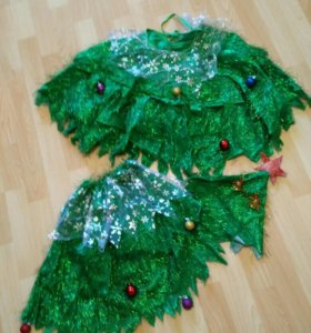 Новогодний костюм ЁЛКИ