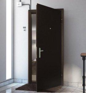 Металлические двери на любой вкус и кошелек!