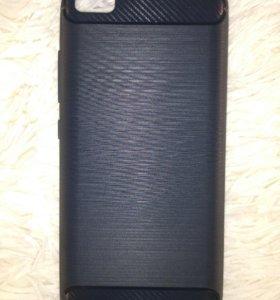 ЧЕХОЛ-НАКЛАДКА на Xiaomi Mi 5