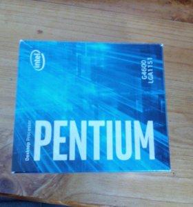Intel Pentium G4600 3600МГц TDP 51 Вт
