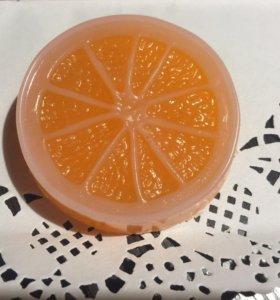 Мыло ручной работы «Апельсин»
