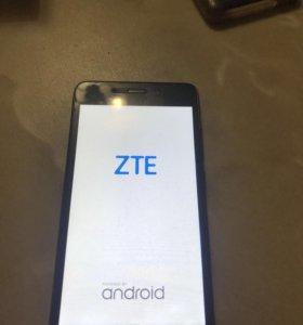 Смартфон ZTE Blade X3 LTE/4g 2sim/microSD