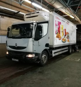 Renault Midlum (Рено Мидлум)