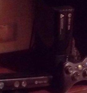Xbox 360 500гб Kinect