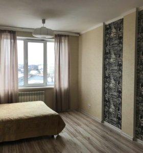 Квартира, 1 комната, 63.9 м²
