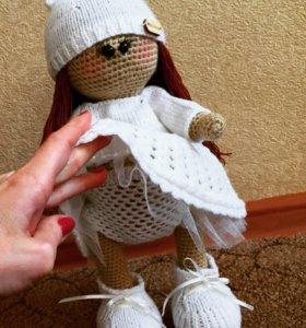 Кукла ручной работы!