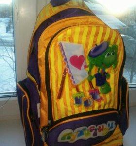 Школьный рюкзак. Новый!