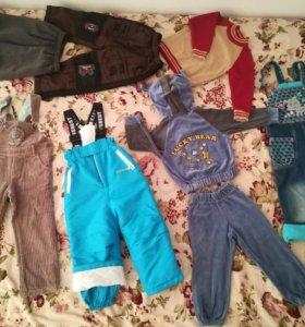 Детские вещи, костюмы /комбинизоны