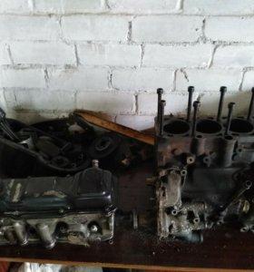 Двигатель ауди 80 карбюратор