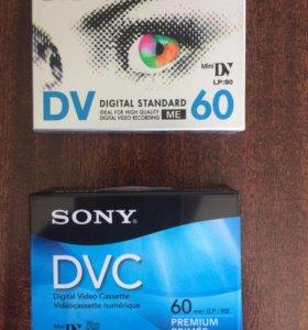 кассета мини DV
