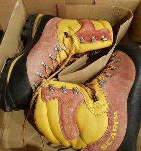 Ботинки горные Scarpa Cumbre