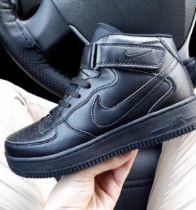 Кроссовки Nike Air Force 1 Black