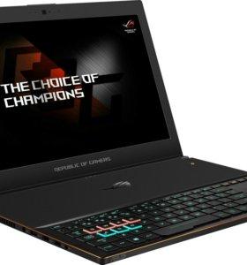 Ноутбук ASUS ROG Zephyrus GX501VI 24 ГБ Оперативка