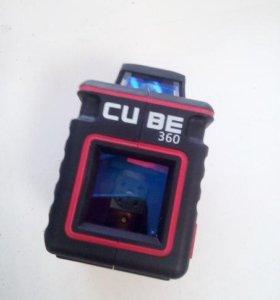 Лазерный уровень ADA instruments CUBE 360