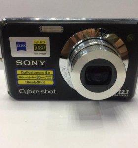 Компактная фотокамера Sony Cyber-shot DSC-W210