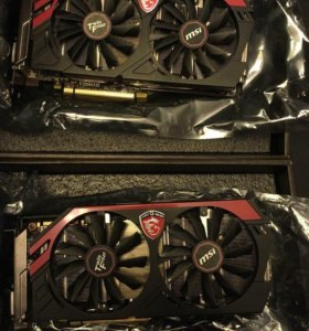 Видеокарта MSI GeForce GTX 760