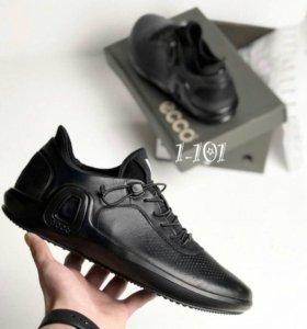 Мужские ботинки мокасины