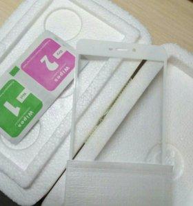 Защитное стекло Xiaomi Redmi Not 4